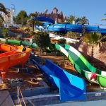 Slide Splash, Lagoa-Portugal